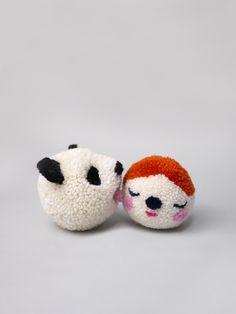 Panda Pom Pom video