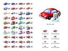 12 Car Icon Windows Images