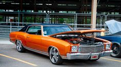 1972 Chevy Monte Carlo Maintenance of old vehicles: the material for new cogs/casters/gears/pads could be cast polyamide which I (Cast polyamide) can produce. My contact: tatjana.alic14@gmail.com