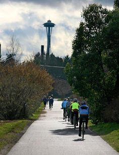 Seattle's Burke-Gilman Trail