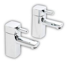 Aquabro NERO Bath Taps