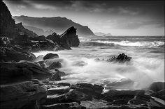 Clogher Beach B January, Mountains, Beach, Nature, Photography, Travel, Naturaleza, Photograph, Viajes