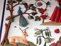 Resultado de imagen para stumpwork embroidery kits