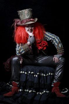 Clownin around with the Crazies!