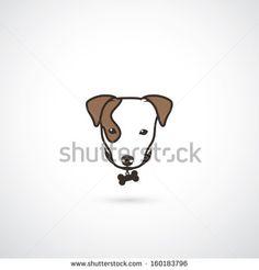 Jack Russell Terrier - vector illustration by Petrovic Igor, via Shutterstock