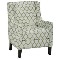 FREE SHIPPING! Shop Joss & Main for your Rachel Arm Chair. Create a reading nook beside a sunny window or complete your living room seating group with this lovely arm chair, showcasing quatrefoil trellis upholstery.
