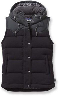 Patagonia Bivy Hooded Vest - Women's - REI.com