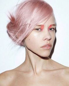 "58 Likes, 5 Comments - Beauty of Action (@beautyofaction) on Instagram: ""Pink hair, don't care.⠀ #beautyofactionloves⠀ ⠀ Image via @joujouvilleroy on #pinterest"""