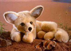 Kosen 5740 Desert Fox lying