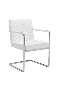 quilt dining chair white arne jacobsen style alpha shell egg