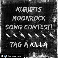 Repost @thadoggpound with @repostapp  KURUPTS MOONROCK SONG CONTEST : 1.Tag an MC!!! 2. All MoonRock songs are to be submitted to kuruptvideos@gmail.com. All songs must be about the official #kuruptsmoonrock & #drzodiaksmoonrock (do not just email random weed songs!) 3. 1st place prize will receive a healthy issue of our new #VanillaIceCreamMoonRocks  a platinum directed video by @drzodiak and roll with Kurupt thru LA for a day . (If out of state we will fly you in) #instagood dj #djs Rap…