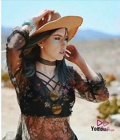 Kika Nieto Cute Youtube Couples, Coachella, Youtubers, Cowboy Hats, Instagram, Bohemian, Actresses, Actors, Outfits