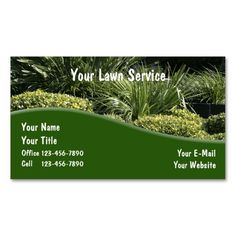 Free landscaping business card template psd free business card landscaping business cards wajeb Images
