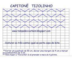SONHO COLORIDO: Capitonê. Coletânea de gráficos da Net
