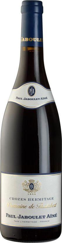 Paul Jaboulet Aîné Domaine De Thalabert Crozes Hermitage 2010 - Chacun Son Vin