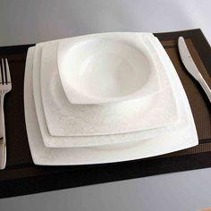 "S$4  ~  S$7 for 5.5"" bowl, 9"" soup dish; 8"" plate; 10"" plate ---- --- --- 牛排盘子欧式骨瓷西餐盘10寸平盘意面盘子陶瓷西餐餐具套装点心盘-tmall.com天猫"