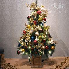 """christmas tree set """"holly night"""""""