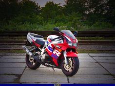 Honda Motorcycles, Cars And Motorcycles, Honda Sport Bikes, Honda Fireblade, Best Motorbike, Cbr 600, Sportbikes, Bike Life, Cool Bikes