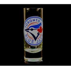 Toronto Blue Jays MLB Collectors Tall Shot Glass New #HunterMFG #TorontoBlueJays