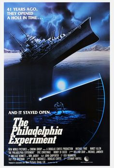 The Philadelphia Experiment (1984) - awesome for those who love real sci-fi and NOT horror movies.