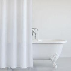 PIQUE SHOWER CURTAIN - Shower Curtains - Bathroom   Zara Home Sverige / Sweden