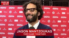 Jason Mantzoukas Interview - They Came Together