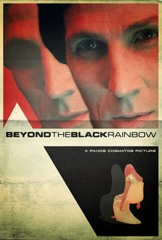 beyond the black rainbow poster
