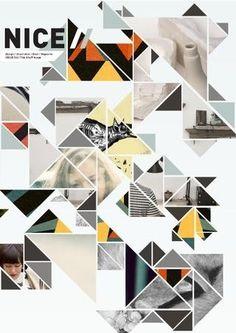 creative magazine layout design - Google Search