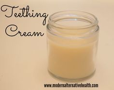 Easy to make, homemade teething cream! Safe for babies, relieves pain from tee… Easy to make, homemade teething cream! Safe for babies, relieves pain from teething. Also good for adult toothaches. Soft and easy to use. Baby Teething Remedies, Teething Gel, Baby Health, Kids Health, Children Health, Essential Oils For Teething, Teeth Whitening Diy, Tooth Pain