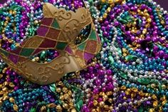 Adult Mardi Gras | Adult Party Ideas | Fun Party Ideas for Adults | Mardi Gras Party