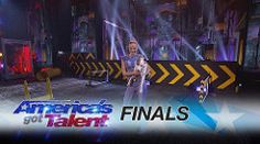 Sara and Hero: Dogs And Trainer Deliver Amazing Routine - America's Got Talent 2017 : Liked on YouTube [Flickr] http://ift.tt/2wGaHfE