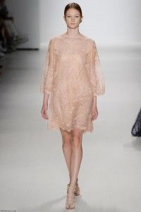 Tadashi Shoji Spring/Summer New York Fashion Week Collection 2015