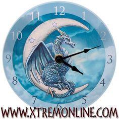 Reloj de pared Dragón de los Deseos.