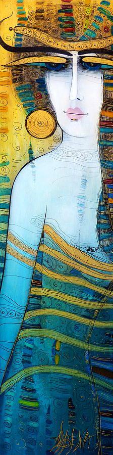 The Dress ~ Albena Vatcheva