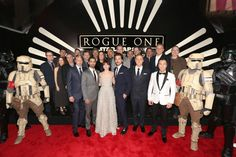 [December 10] 'Rogue One: A Star Wars Story' Film Premiere in Los Angeles - 050 - Mads Mikkelsen Source