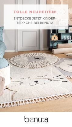 The collection of the month! Living Room Flooring, Living Room Carpet, Rugs In Living Room, Home And Living, Baby Bedroom, Baby Room Decor, Carpet Remnants, Baby Zimmer, Soft Furnishings