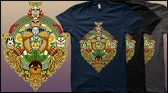 Qwertee : Limited Edition Cheap Daily T Shirts | Gone in 24 Hours | T-shirt Only…