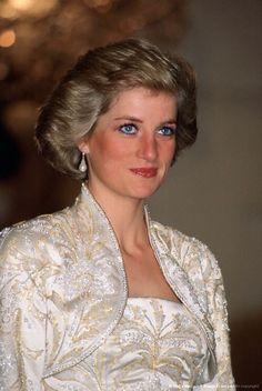 Diana in france 1988