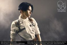 The Choice - Delusor(Damien) Levi Cosplay Photo - Cure WorldCosplay Levi Cosplay, Kenny Ackerman, Levi Ackerman, Sons Of Jacob, Captain Levi, Rivamika, Eruri, Levi X Eren, Movie Costumes