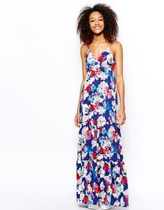 4th of July? Vero Moda Floral Maxi Dress