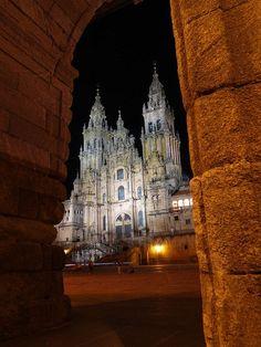 ღღ  Catedral de Santiago de Compostela