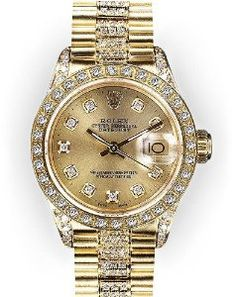 Ladies Champagne Dial Rolex Super President (404) I know, I don't want much do I? Lol x