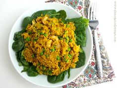 When I was trying to come up with a good name for this quinoa recipe I wanted something that would really let everyone know how beneficial spices are and that they really are a super food. Spices like ginger, coriander, cilantro, and turmeric are about as super as you can get nutritionally. I use these...Read More »