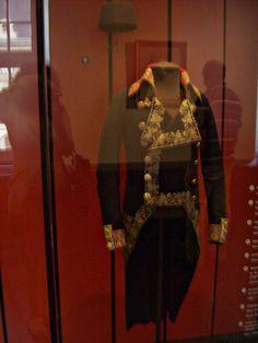 Napoleon's general uniform.Muse' Les Invalides