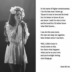 Lana Del Rey #LDR #Pawn_Shop_Blues