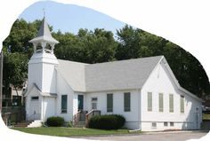 Anderson Grove Presbyterian Church  Bellevue, NE  Where Don and I married in 1994