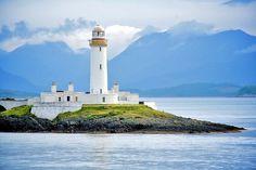 Lismore #Lighthouse - Oban, #Scotland    http://www.roanokemyhomesweethome.com