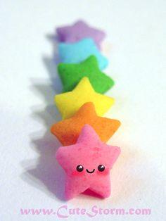 Rainbow Stars by The-Cute-Storm on DeviantArt Rainbow Star, Rainbow Baby, Over The Rainbow, Rainbow Photography, Kawaii, Rainbows, Stars, Browsing Deviantart, Artwork