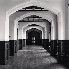 Excerpt 6/7 from Boarding School, Nazraeli Press, 2003. Text and photos ©Michael Kenna.