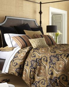 """ShopStyle: Barclay Butera Lifestyle Luxury Bedding """"Hyland Park"""" Bed Linens"""